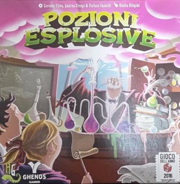 Pozioni Esplosive